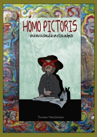 BD Homo Pictoris de Susana Hencleeday