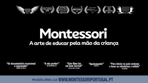 DVD + 2 Sets Cartões Nomenclatura Montessori