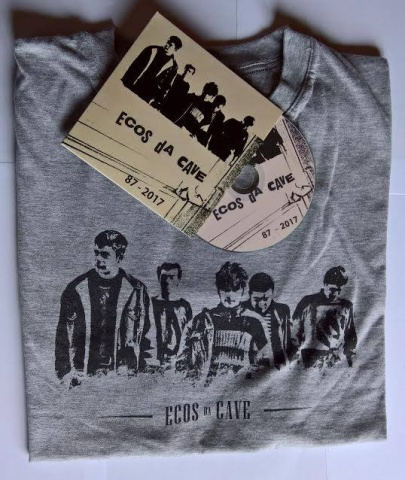 Cd ou T-shirt