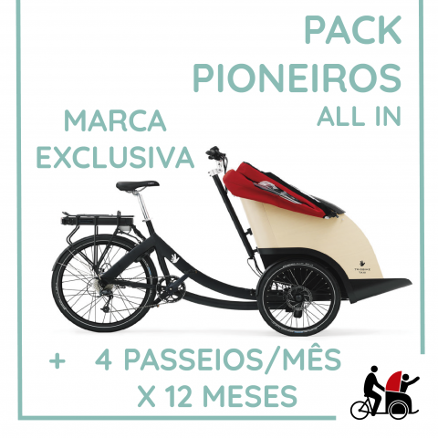Pack Pioneiros. All in.