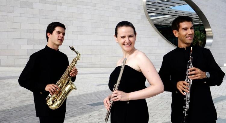 NOVO CD - Entre Madeiras Trio