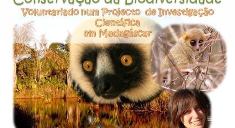 Conservação da Biodiversidade-Voluntariado num  projecto de investigação científica em Madagáscar