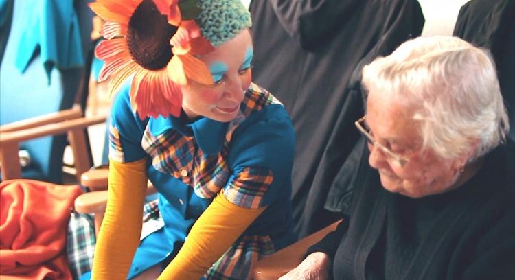 Clowncare - A Felicidade Não Tem Idade