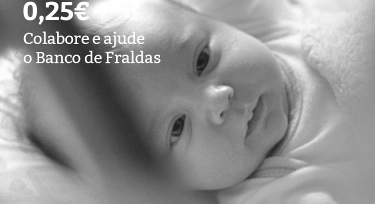 Campanha Banco de Fraldas - apoio urgente!