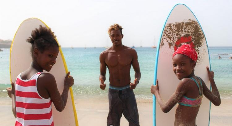 Kabungo Surf School Social Project