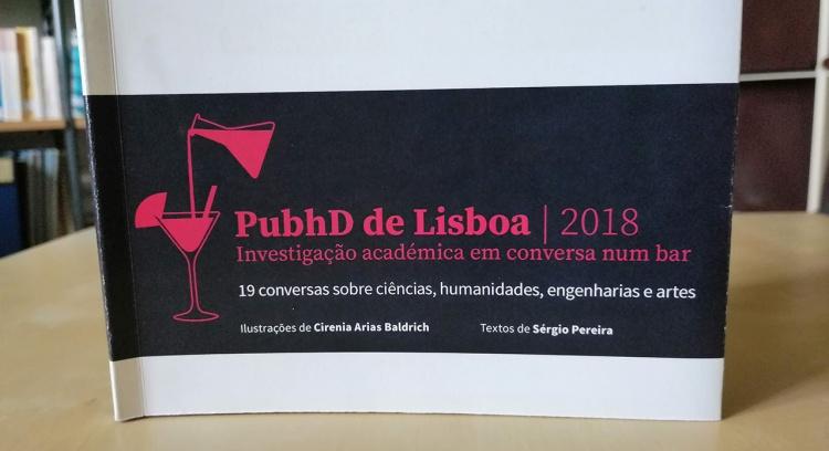 Livro PubhD Lisboa 2018