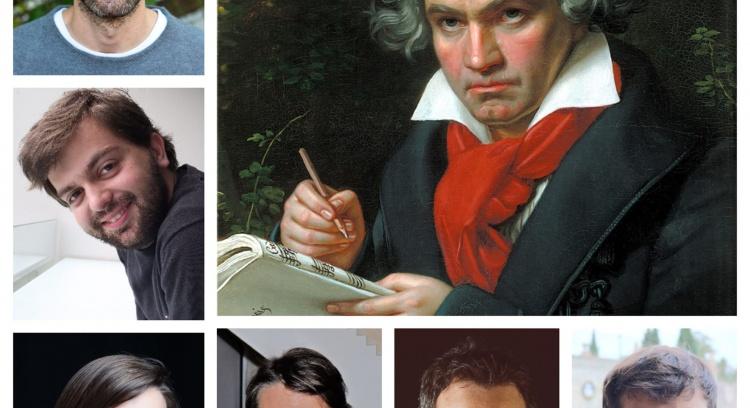 5 Encores para Beethoven