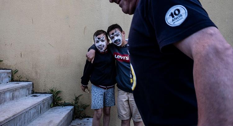 Fotojornalismo na Redação Santiago