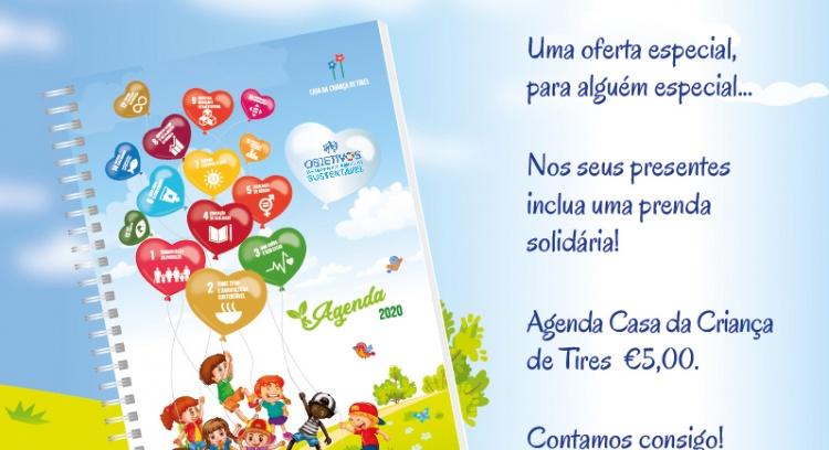 Agenda Solidária Casa da Criança de Tires