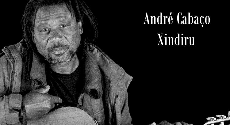 """Gravação do CD """"XINDIRU"""" de André cabaço"""