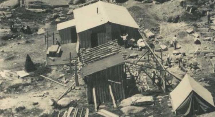 Minas dos Carris - Histórias mineiras na Serra do Gerês