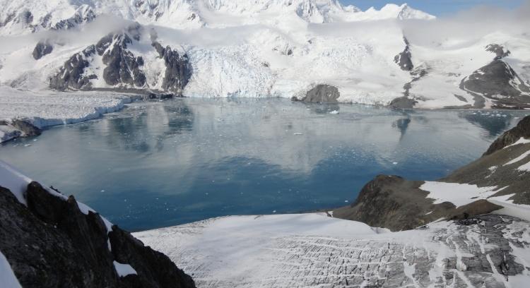 3D | ANTÁRTIDA - Monitorização 3D de Terrenos com Permafrost da Antártida