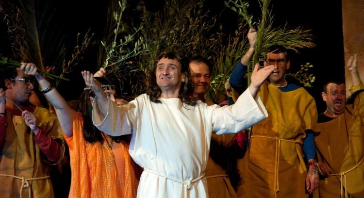 Musical Jesus Cristo Superstar, no Coliseu