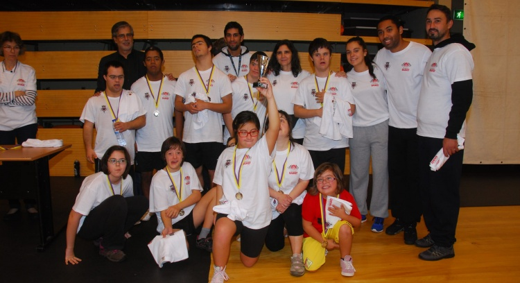 Down Syndrome Inclusive Basketball Project