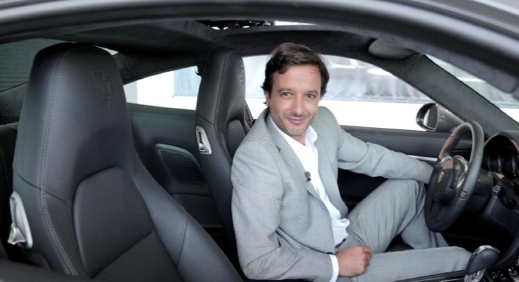 Um Porsche para o Zé Pedro