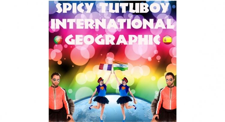 SPICY TUTUBOY VAI À INDIA!