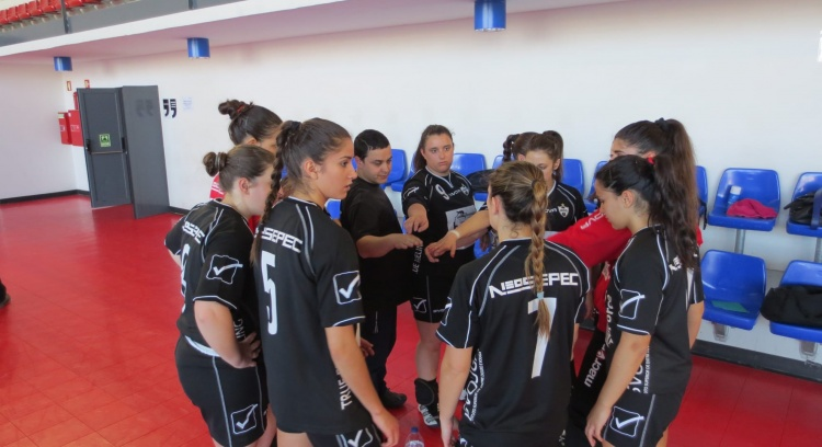 Female Handball  - A.D.Sanjoanense