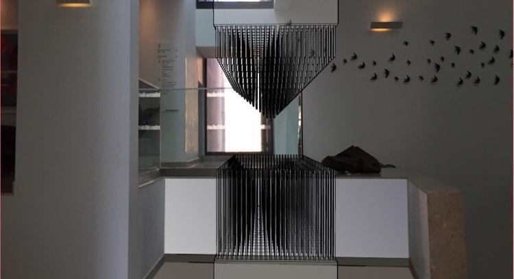 """Campanha para a produção da escultura """"A Room of One´s Own"""""""