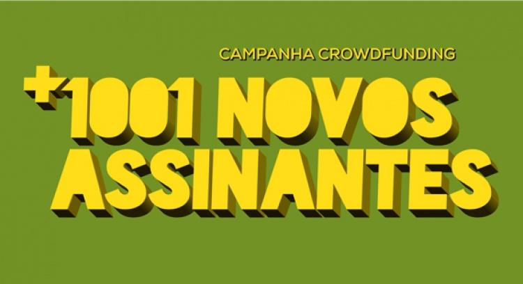 ECO123: +1001 Assinantes