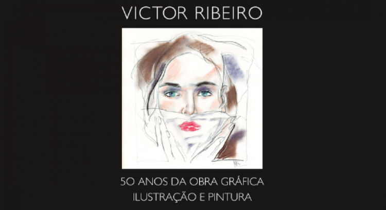 Victor Ribeiro 50 years of graphic design, illustration and paintings