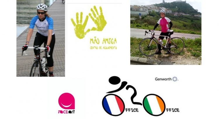 Cycling from France to Ireland for better smiling - o2o 2015