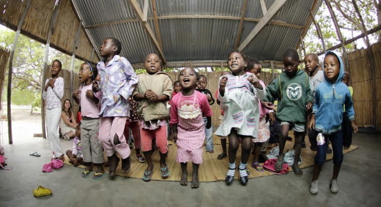 Escolinha Kutsaca – Ajuda-nos a construir sonhos em Moçambique