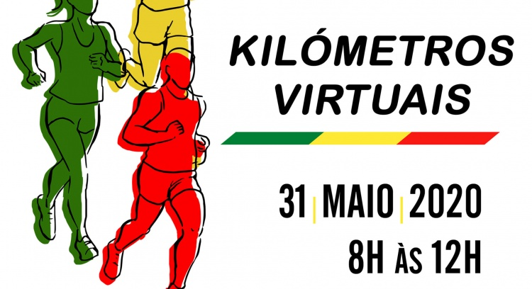 Virtual Kilometers - Voluntary Firefighters of Odivelas