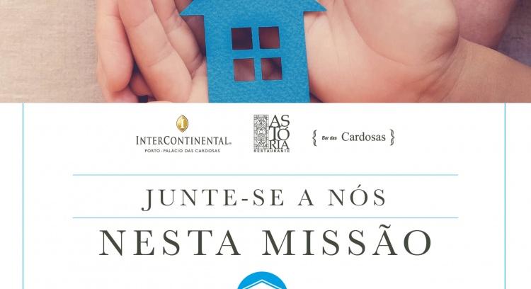 InterContinental Porto Team supports CASA Association