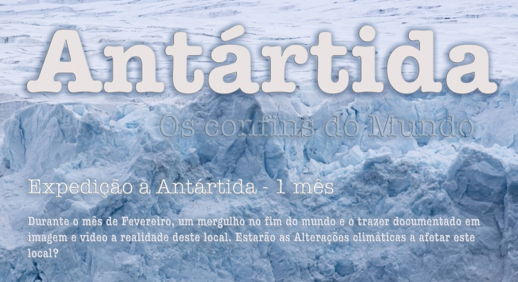 Expedition Antártica - At World´s End
