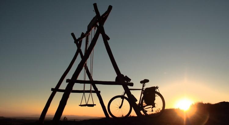 Os mais belos percursos para bicicleta eléctrica.