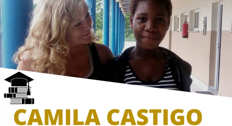 Camila Castigo at the University!