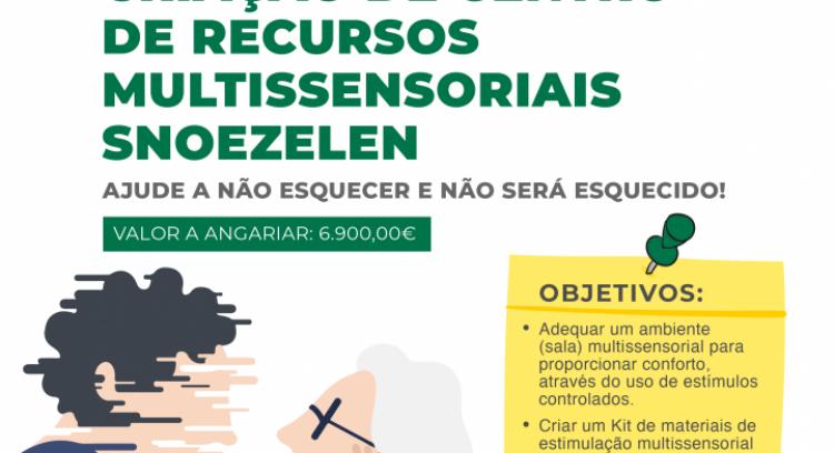 # ComunidadeAmigaNaDemência - Multisensory Resource Center