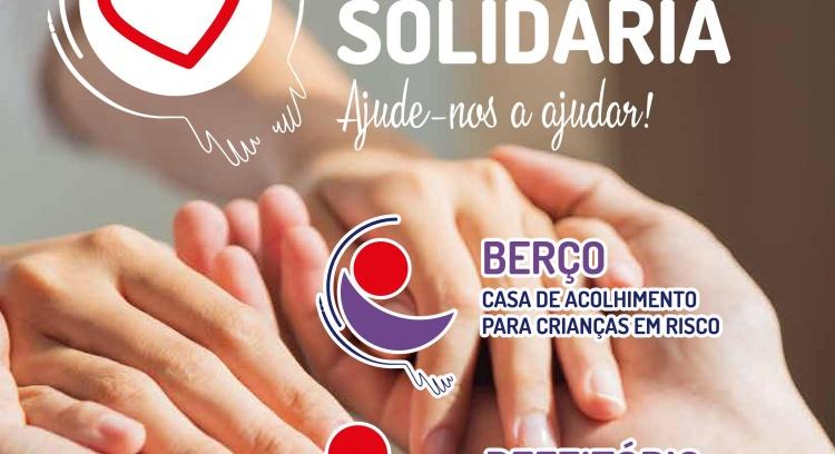 CAMPANHA SOLIDÁRIA Ajude-nos a Ajudar!