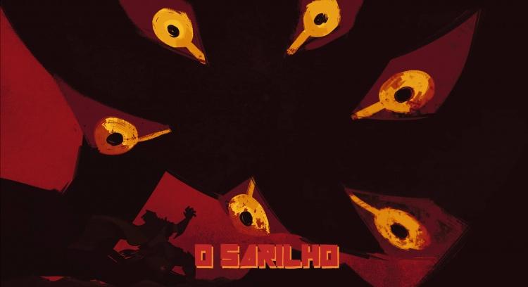 O Sarilho: um segundo volume de banda desenhada!