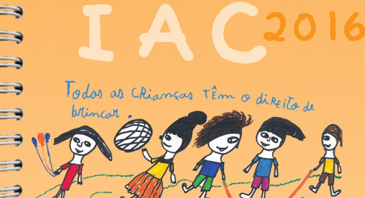 Day Planner IAC 2016 for the Defence and Promotion of Children's Rights