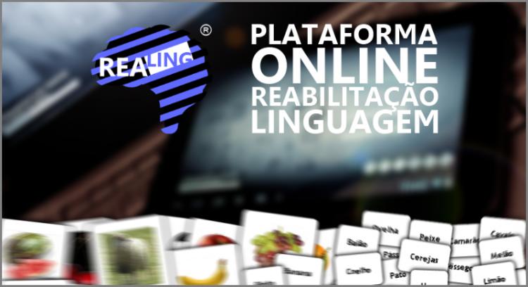 REALING - Plataforma Online de Reabilitação da Linguagem