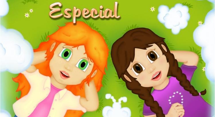 """""""Uma Amizade Especial"""" - Livro Infantil Solidário"""