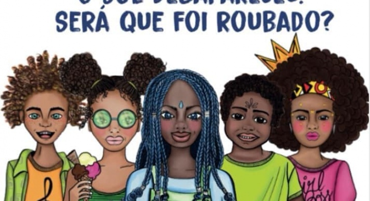 African Force - A collection of children´s books in Portuguese that promote greater ethnic and racial diversity