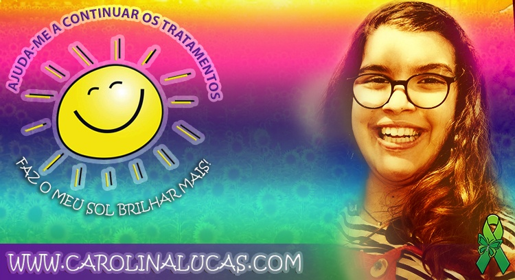 Help me to continue my treatments! Make My Sun Shine Brighter!