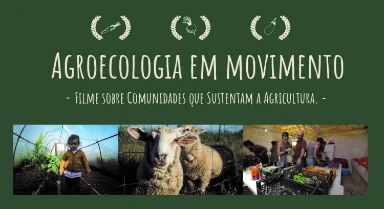 Agroecologia em Movimento: Filme sobre comunidades que sustentam a agricultura