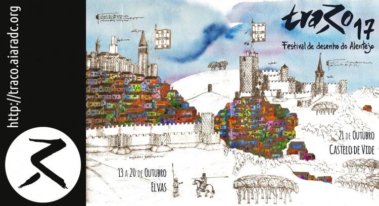 TRAÇO - Festival de Desenho do Alentejo