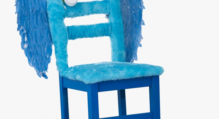 The chair of Cavalo Azul in the Matobra's course of life