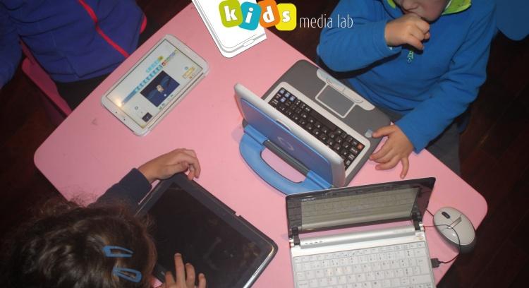 Projeto Kids Media Lab - Tecnologias para Crianças