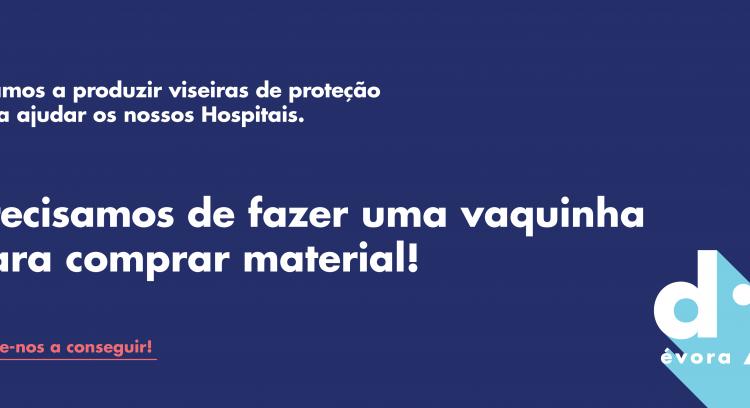 Produção de Viseiras de Proteção. CoVid-19, PORTUGAL