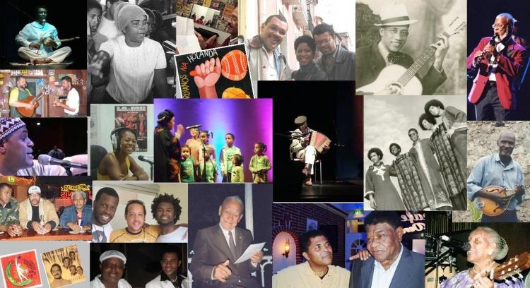 Cabo Verde & a Música - Dicionário de Personagens