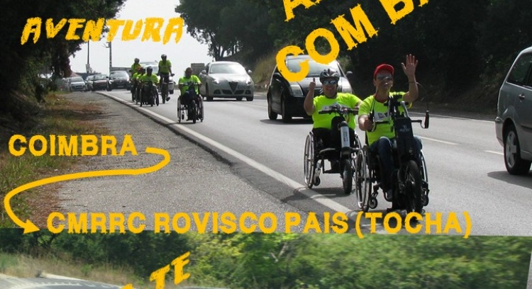 II Ride adapted with Batec, for wheelchair users