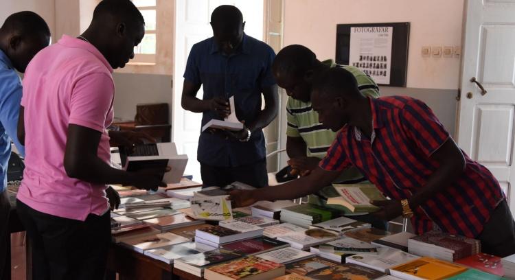Campanha Quinzena da Cidadania em São Tomé e Príncipe | Feira do Livro