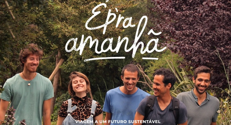 "Documentary ""About Tomorrow: Journey to a sustainable future"" [FR] Documentaire ""A propos de demain: En quête d'un futur durable"
