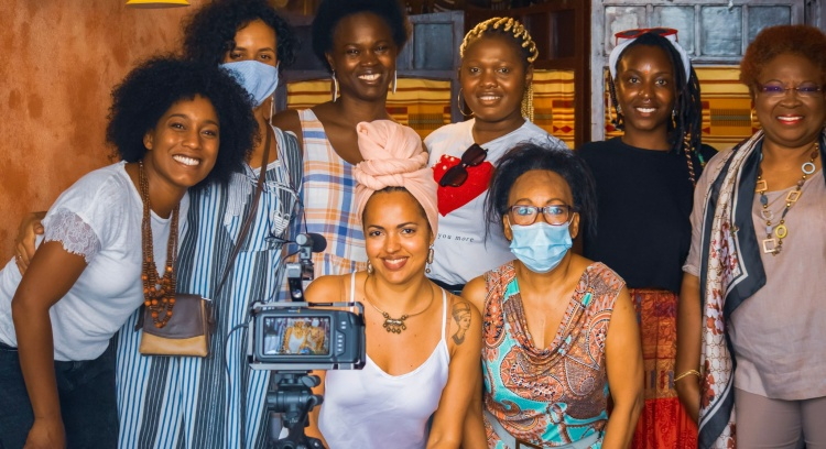 Show the world the Voices of Black Women in Portugal
