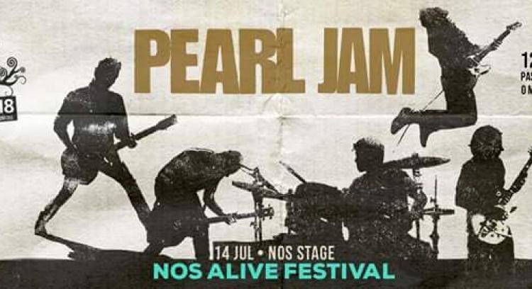 Levar a Beatriz aos Pearl Jam!
